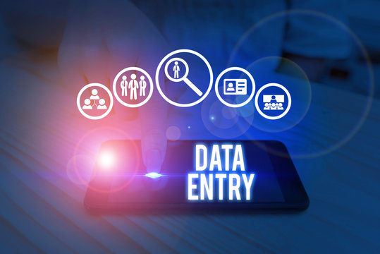 Data Entry – I will do data entry, copy paste, and typing